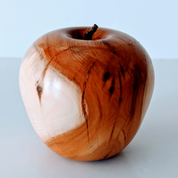 972 Wooden Apple made from English Yew