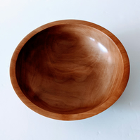 976 Bowl made from Cherry