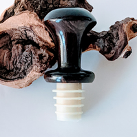 983   Wooden Wine Bottle Stopper made from Rosewood