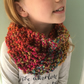 Infinity scarf (multi-coloured)