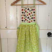 Beautiful child's apron