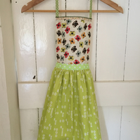 Gorgeous Child's Apron