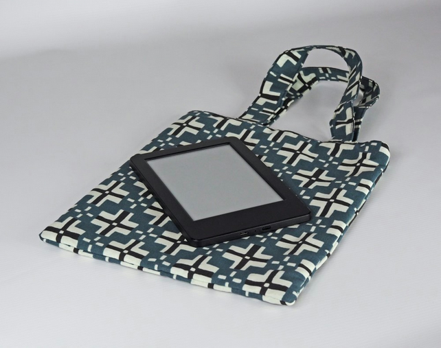 Book bag, small bag, lunch bag, handbag, tote bag, cross design, free UK p&p