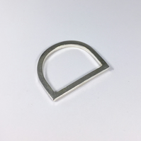 Horse shoe ring plain