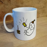 Once Upon a Peanut Birthday Mug - Toast