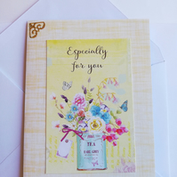 Especially for you card