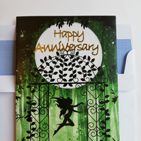 Fairyland anniversary card