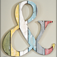 "36"" individually made extra large letters - Personalised"