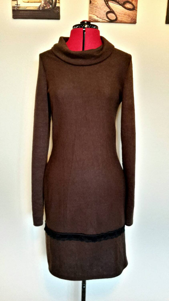Cosy Jersey Dress
