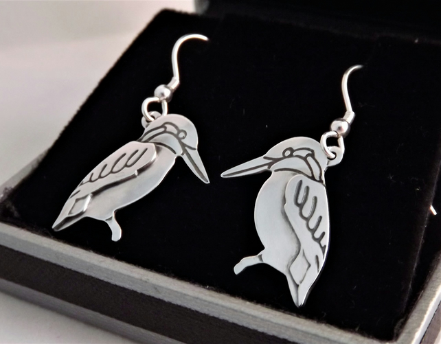 Kingfisher Drop Earrings