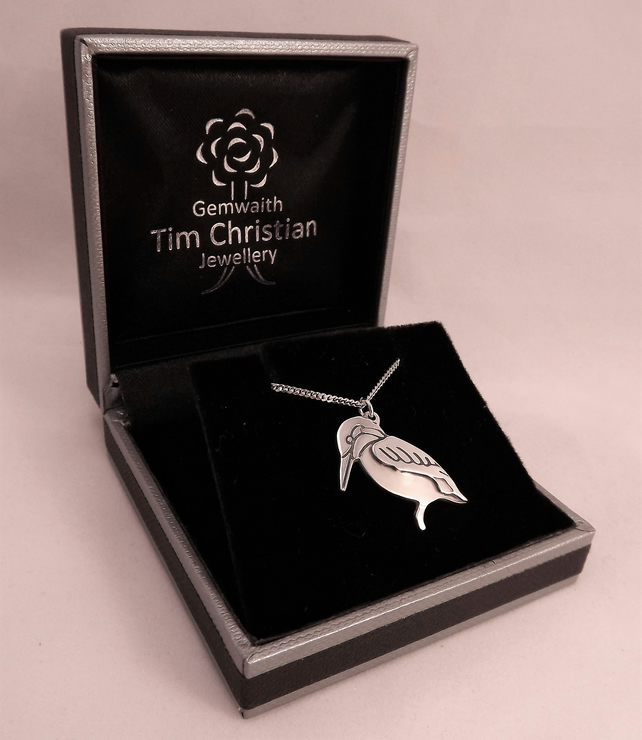Kingfisher Pendant (Small)