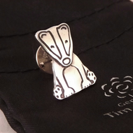 Badger Tie Pin