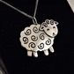 Sheep Pendant (Large)