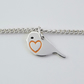 Robin Bracelet, Silver Wildlife Jewellery, Gift for Nature Lover
