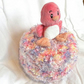 Toilet Roll Cover for Bathroom - Spare Toilet Roll Knitted Cover