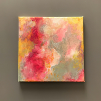 Graze Abstract Canvas Painting