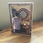 3D Darts and Beer Birthday Card - Handmade