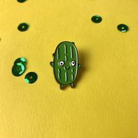 Little Pickle Enamel Pin