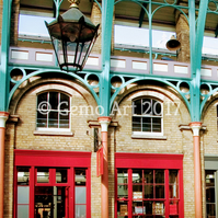 "Covent Garden, London - Photo Print 20"" x 16"""