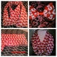 Kids (Christmas Themed) Cowl Neck Scarf & Accessories