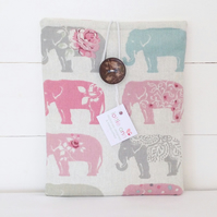 iPad Cover Elephants