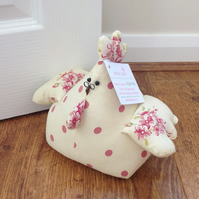 Florrie Fat Hen Doorstop