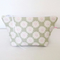 Sage Daisy Cosmetic Bag