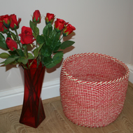 African style basket