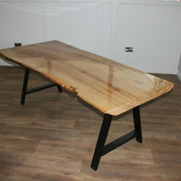 Large Sweet Chestnut Dining table