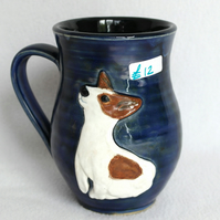 18-402 JRT Jack Russell Dog Mug - CLEARANCE PRICE