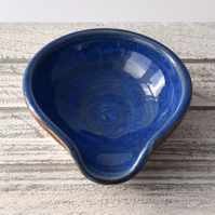 A46 Spoon rest tea bag bowl (Free UK postage)