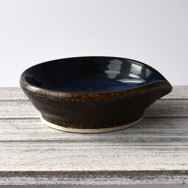 A48 Spoon rest tea bag bowl (Free UK postage)
