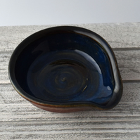 A40 Spoon rest tea bag bowl (Free UK postage)