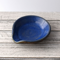 A41 Spoon rest tea bag bowl (Free UK postage)