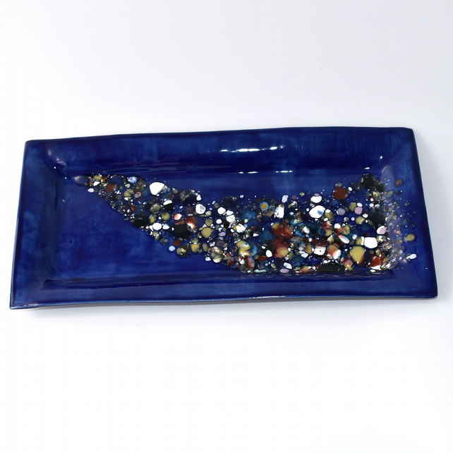 A27 Ceramic tray (Free UK postage)