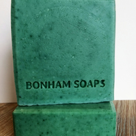 Rosemary, Clary Sage & Ylang Ylang Handmade Soap. Made in the UK