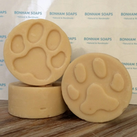 Natural Handmade Soap for Dogs.Made with Neem Oil, Aloe Vera & Lavender oil