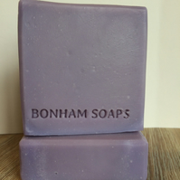 Lavender Handmade Soap. Made in the UK