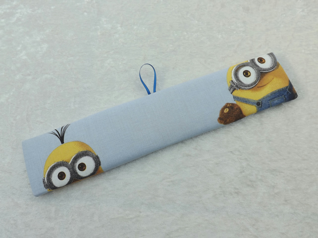 Personalised Large Padded Door Name Plate Door Plaque Kit Minion Despicable Me