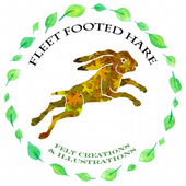 Fleet Footed Hare