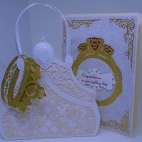 Bundle Wedding Deal Gift bag and Card.