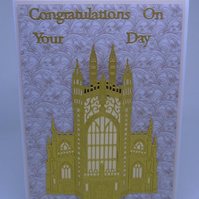 Congratulations on your day, Church Abbey.