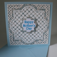 Trellis Panel Mothers day Card