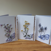 Field Notes Set Two Wild Flowers
