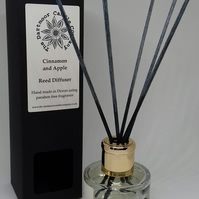 Cinnamon and Apple Reed Diffuser