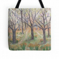 Beautiful Tote Bag Featuring The Design 'The Way'