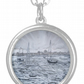 Beautiful Pendant featuring the design 'Riding Out The Storm'