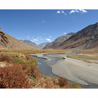 """The road to Zanskar"""