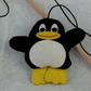 Percy Penguin, Dangling Toy for Cat