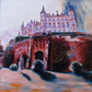 Dunrobin Castle - In Returning & In Rest (Original Painting)
